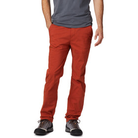Mountain Hardwear AP Pantalones Hombre, dark copper